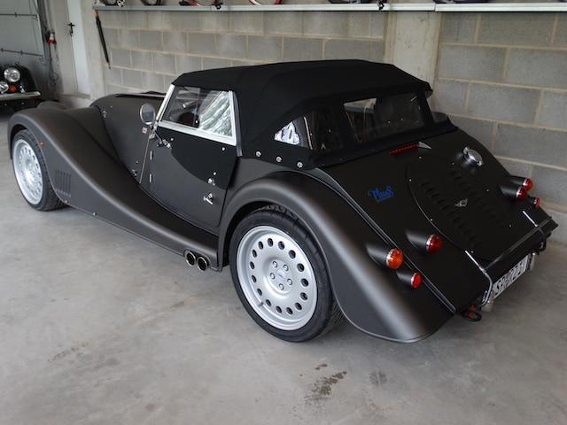 Morgan Plus 8 4,8 Liter Aufbereitung Oldtimer Fine Car Interiors Matthias Stellrecht Oldtimer Porsche Morgan Fahrzeug Verdeckarbeiten
