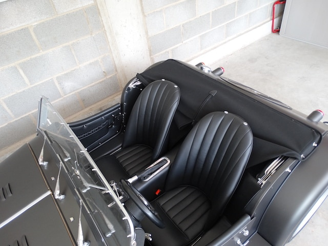 Morgan Plus 8 4,8 Liter Aufbereitung Oldtimer Fine Car Interiors Matthias Stellrecht Oldtimer Porsche Morgan Innenausstattung Sitze