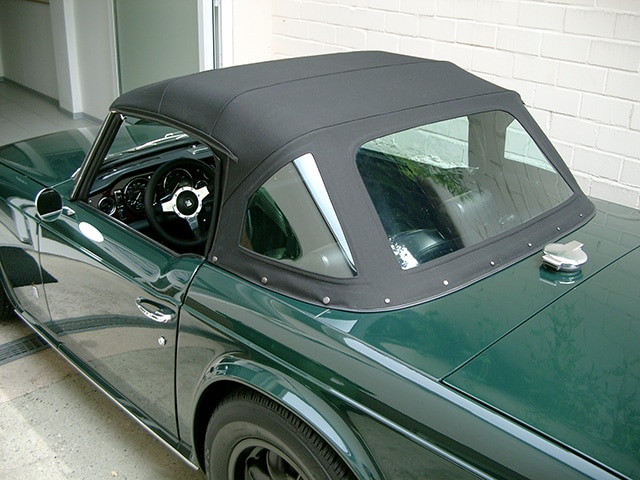 Verdeckarbeiten Fine Car Interiors Matthias Stellrecht Oldtimer_Porsche_Morgan Aufbereitung Innenausstattung
